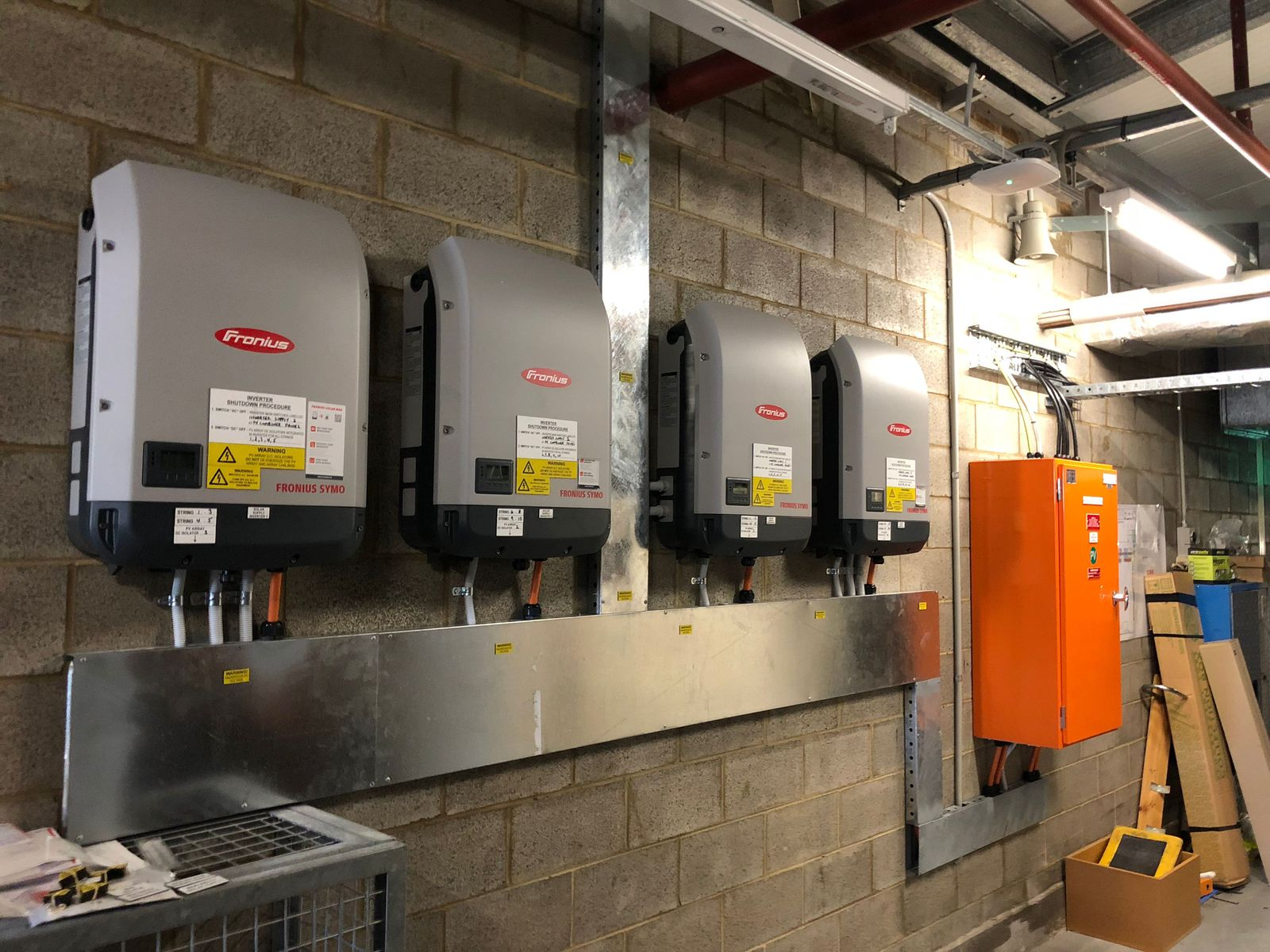 Barney Point Butchery 60kW Commercial Solar System