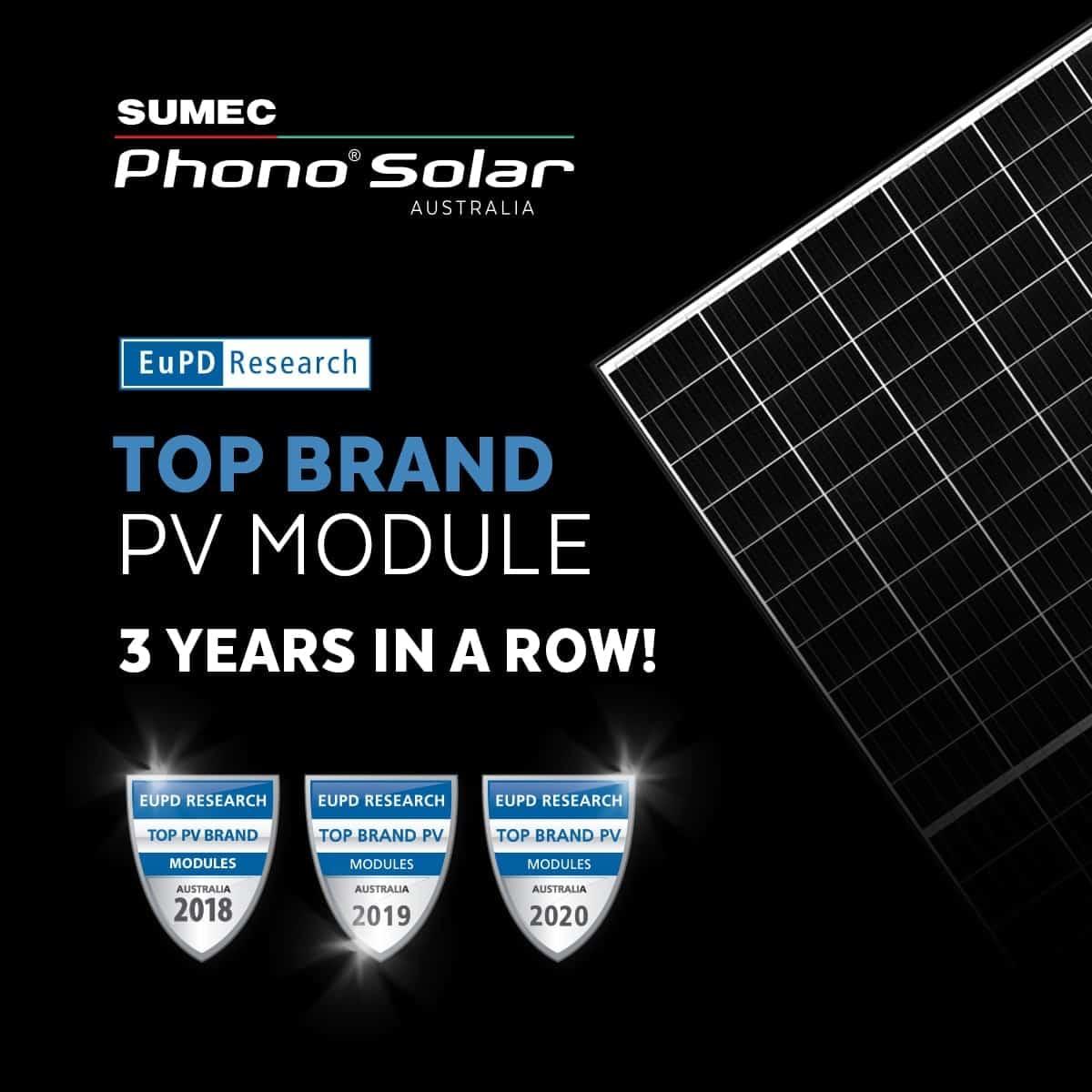 flyer Sumec Phono Solar