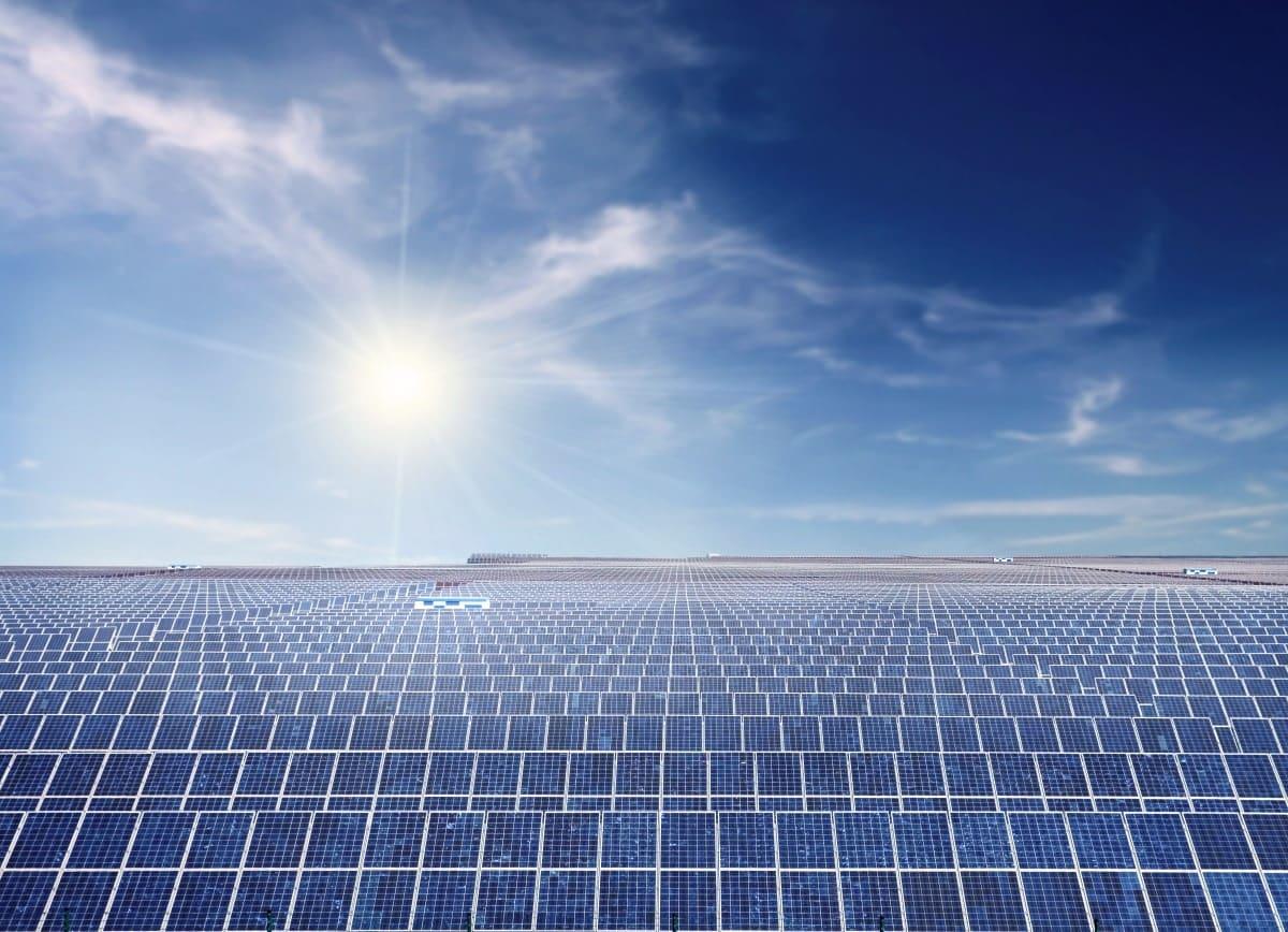 solar-panel-harnessing-solar-energy